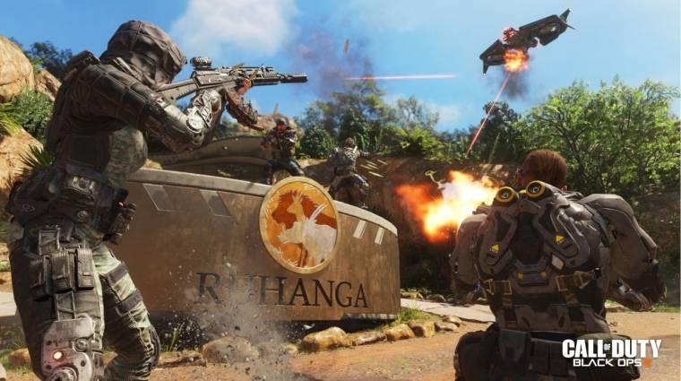 Call of Duty: Black Ops 3 - mikrotranzakciót és új funkciókat hozott a frissítés bevezetőkép