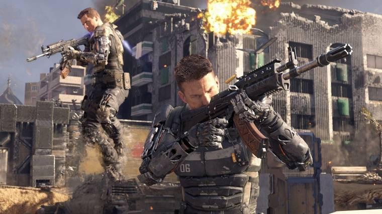 A Call of Duty chatszobáiban fülelt le bűnözőket az FBI bevezetőkép
