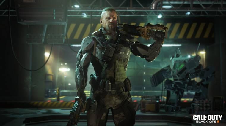 Call of Duty: Black Ops 3 tesztek - itt vannak az első értékelések bevezetőkép