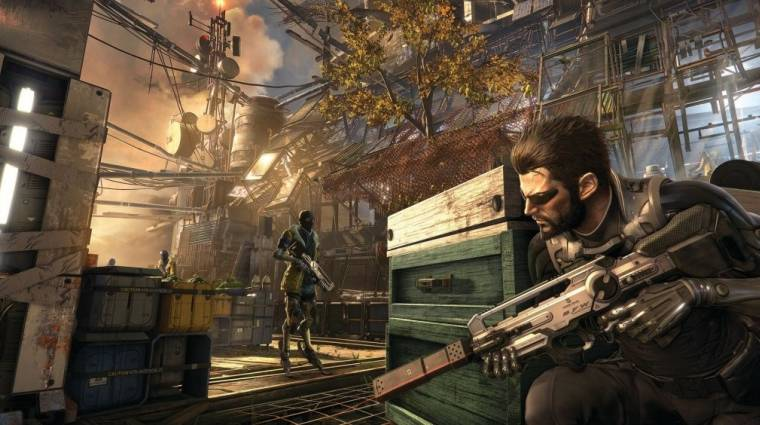 Deus Ex: Mankind Divided gépigény - augmentált gép kell ehhez a melóhoz bevezetőkép
