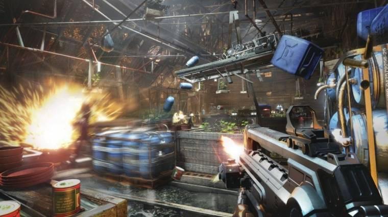 Deus Ex: Mankind Divided - gameplay videón az elképesztő újdonságok bevezetőkép