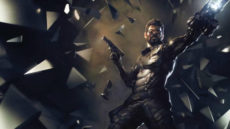 Deus Ex: Mankind Divided előzetes - csőjátékok kíméljenek bevezetőkép