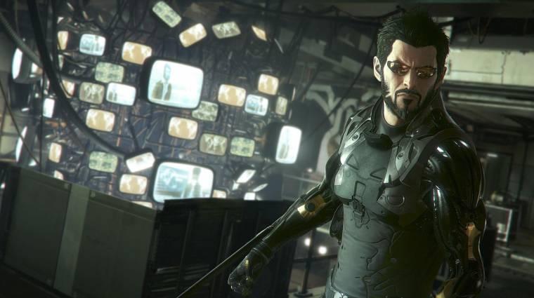 Deus Ex: Human Revolution - melyik befejezést viszi tovább a Mankind Divided? bevezetőkép