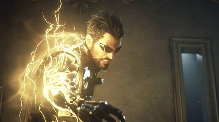 Elkészült a Deus Ex: Mankind Divided bevezetőkép