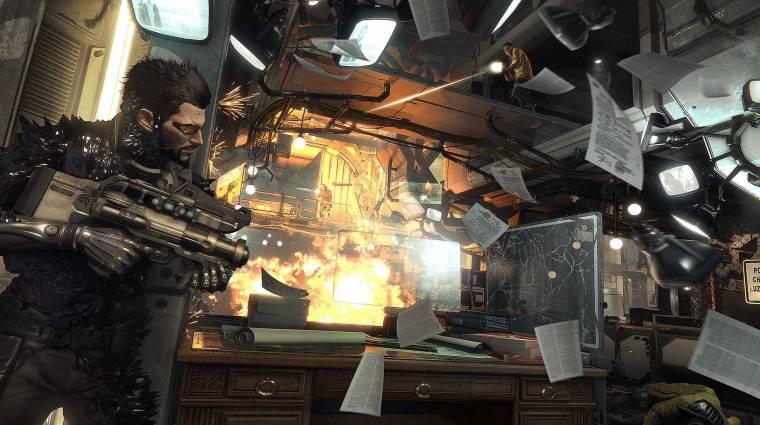 Deus Ex: Mankind Divided - tényleg csak ennyit adna a Season Pass? bevezetőkép