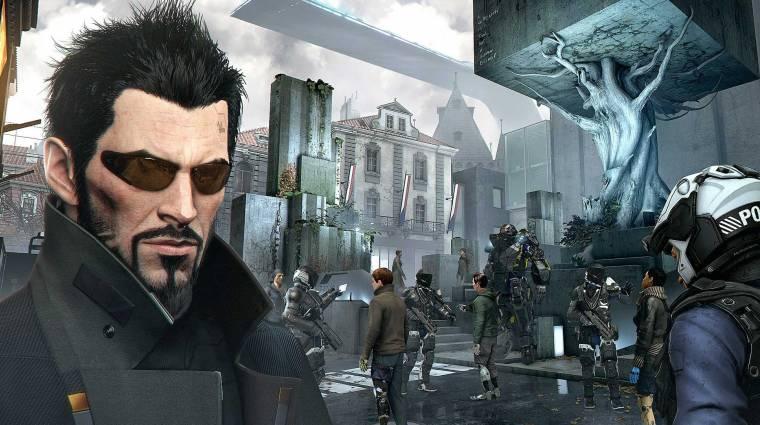 Deus Ex: Mankind Divided - lesz New Game Plus bevezetőkép