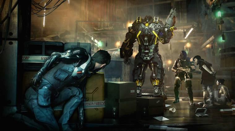 Újabb platformokra jön a Deus Ex: Mankind Divided bevezetőkép