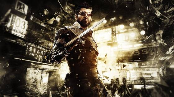 Deus Ex: Mankind Divided infódoboz