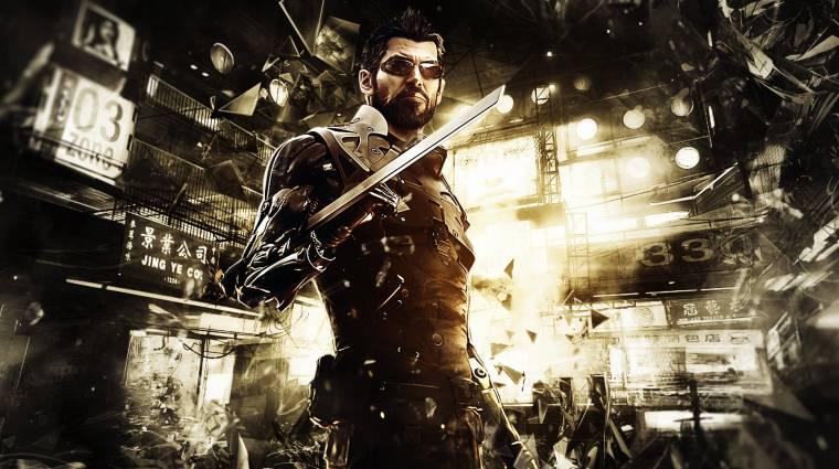 Deus Ex: Mankind Divided - már ismert a mikrotranzakciós rendszer bevezetőkép