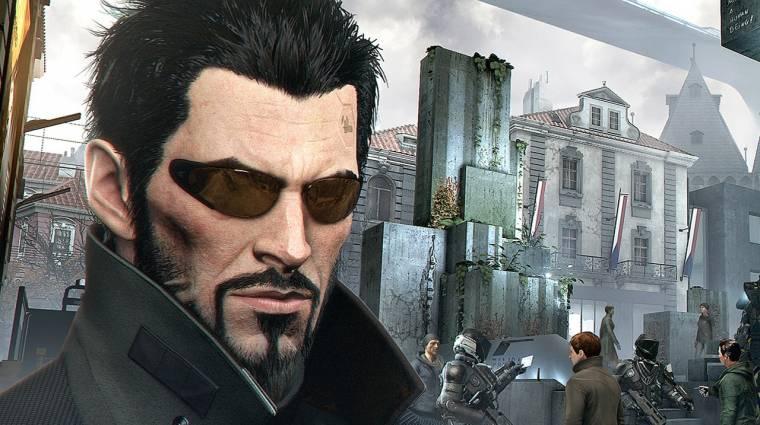 Deus Ex: Mankind Divided - eredetileg Adam Jensen nélkül akarták megcsinálni bevezetőkép