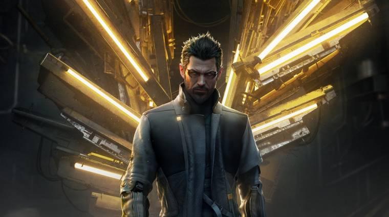 Pihenőre küldik a Deus Ex sorozatot bevezetőkép