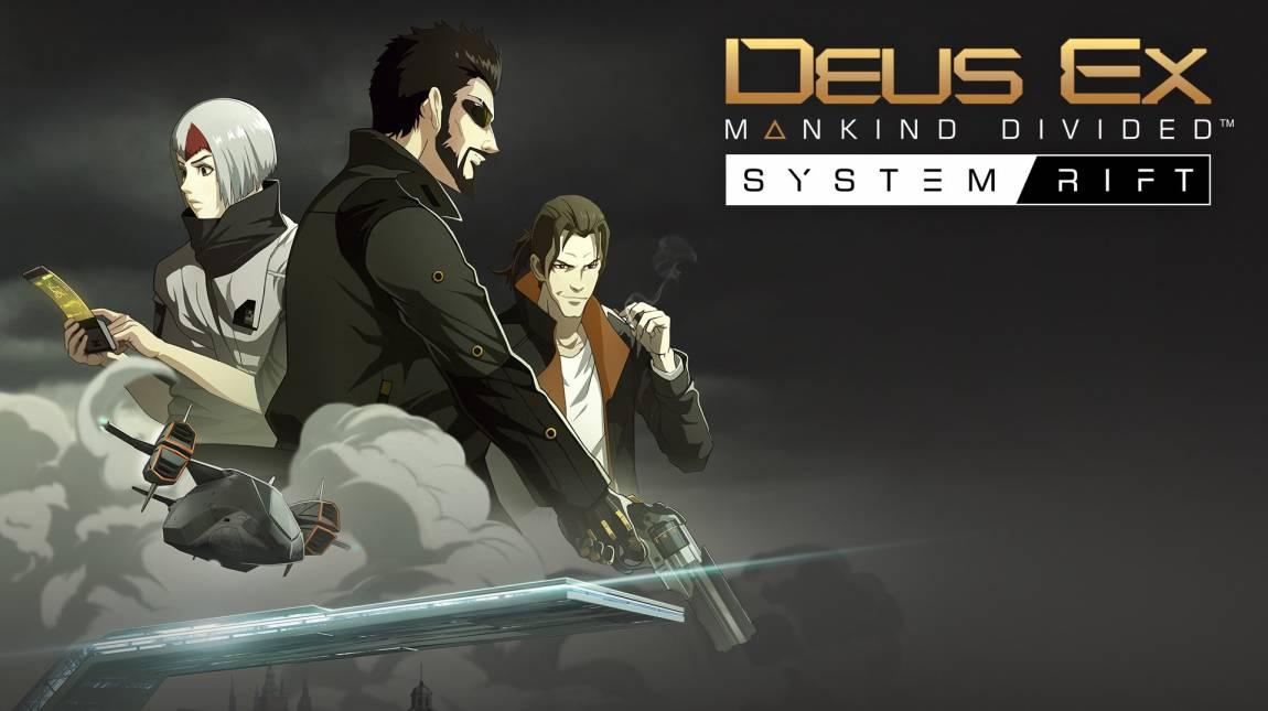 Deus Ex: Mankind Divided - megjelent az első DLC bevezetőkép