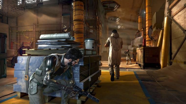 Lesz új Deus Ex játék, ha eljön az ideje bevezetőkép