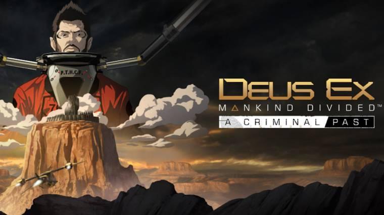 Deus Ex: Mankind Divided - februárban jön a következő DLC bevezetőkép