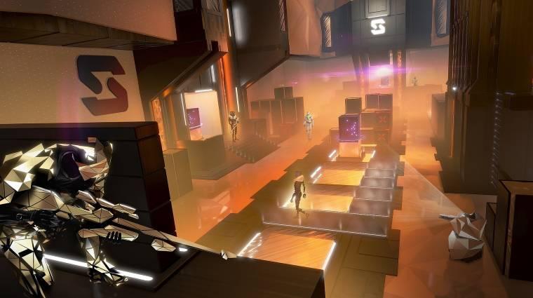 Deus Ex: Mankind Divided - ingyenes lett a Breach mód bevezetőkép