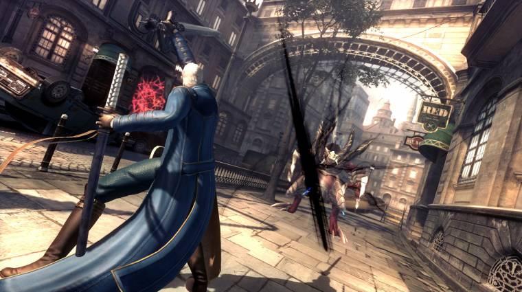 Devil May Cry 4: Special Edition - az eddigi legütősebb videóval jött a megjelenési dátum bevezetőkép