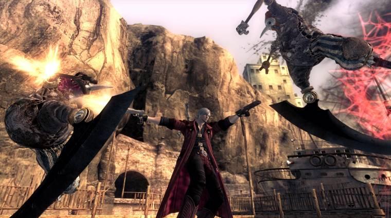 Devil May Cry 4: Special Edition - 20 perces gameplay videó érkezett bevezetőkép