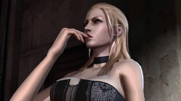 Devil May Cry 4: Special Edition - Trish a leggyorsabb harcos (videó) bevezetőkép