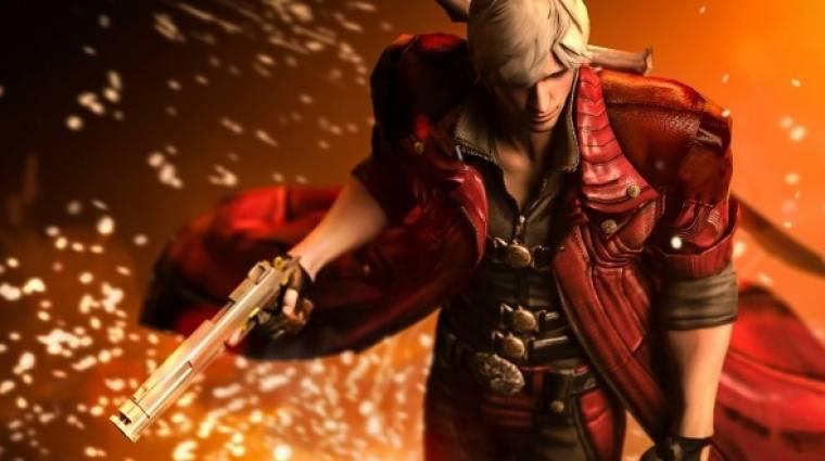 Devil May Cry 4: Special Edition - Dante még mindig laza (videó) bevezetőkép