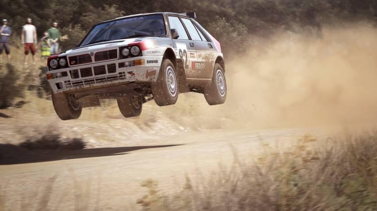 DiRT Rally megjelenés - mától kapható, csak PC-re bevezetőkép