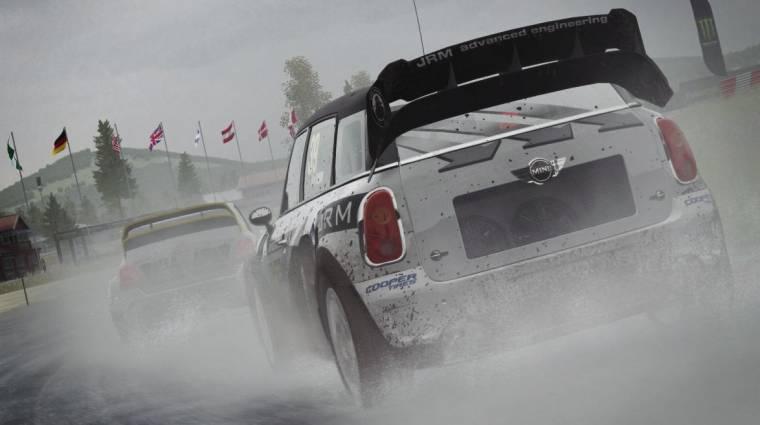 DiRT Rally - miért tértek vissza a fejlesztők a gyökerekhez? bevezetőkép