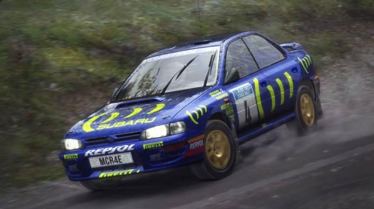 Ingyen beszerezhető a DiRT Rally bevezetőkép