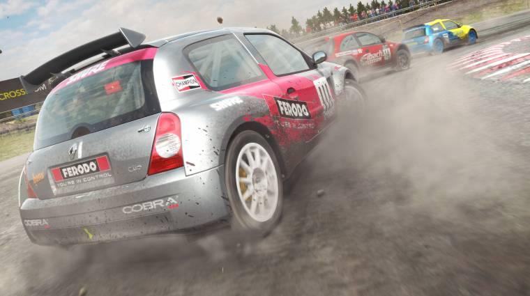 DiRT Rally - ingyenes frissítésben jönnek PC-re a konzolos bónusztartalmak (videó) bevezetőkép