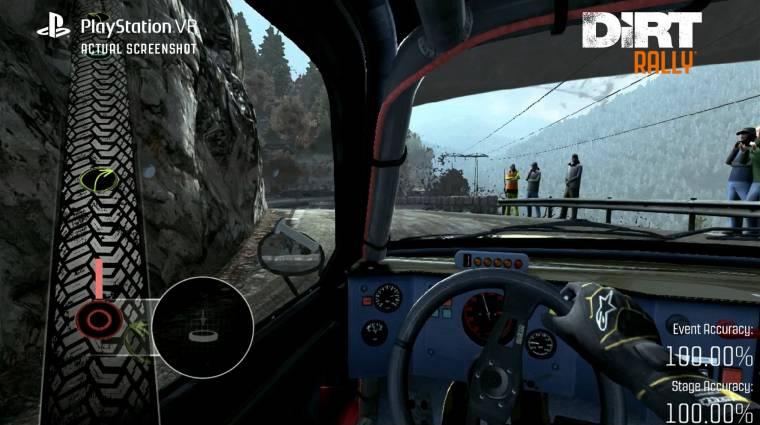 DiRT Rally - navigátorként segíthetsz a PSVR-t használó havernak bevezetőkép
