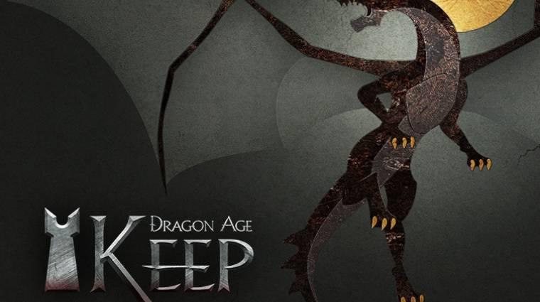 Dragon Age Keep - megjött a legújabb frissítés bevezetőkép