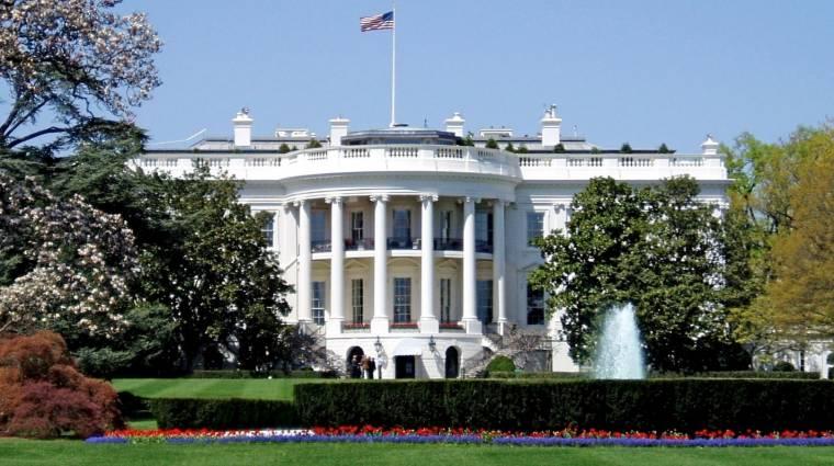 Rejtett üzenetet tartalmaz a Fehér Ház új weboldala kép