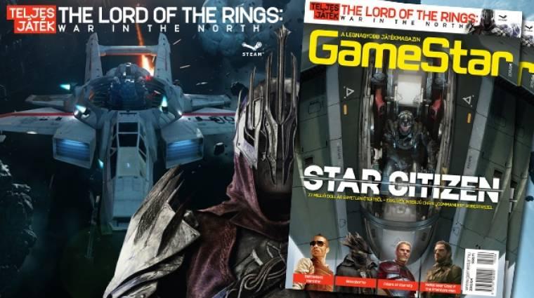 Űrhajók és Gyűrűk Ura a 2015/04-es GameStarban bevezetőkép