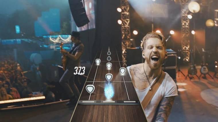 Gamescom 2015 - ilyen volt zúzni a Guitar Hero Live-val bevezetőkép