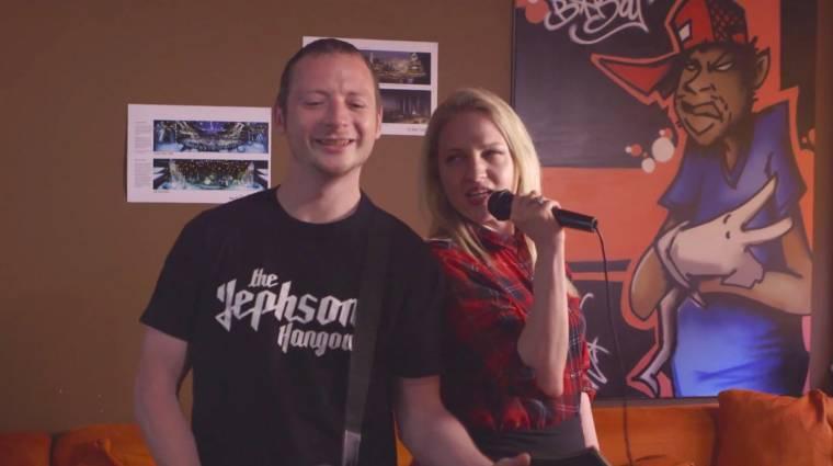 Guitar Hero Live - lehet majd énekelni bevezetőkép