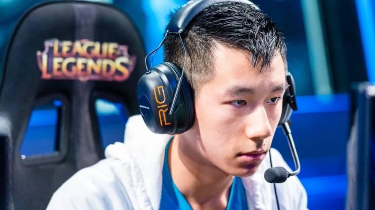Csuklósérülés miatt nem játszhat többé az egyik profi League of Legends játékos bevezetőkép