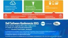 Infrastruktúra-üzemeltetés felsőfokon - ismerje meg a Dell megoldásait kép