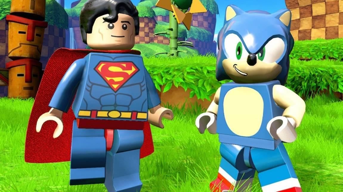 LEGO Dimensions - Sonic is saját világot kapott bevezetőkép