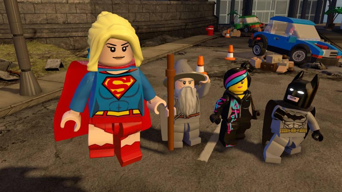 LEGO Dimensions - Supergirl bővíti a LEGO hősök csapatát bevezetőkép