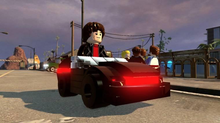LEGO Dimensions - csatlakozik Knight Rider és LEGO Batman is bevezetőkép