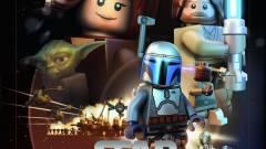 Star Wars poszterekkel ünnepli a LEGO a filmek újrakiadását kép