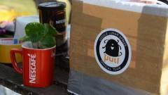 Puli vitt kávét az űrbe kép
