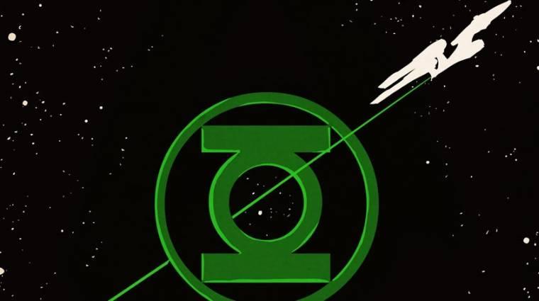 Összekeverik a Star Treket és a Green Lanternt  bevezetőkép