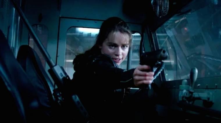 Terminator: Genisys - itt az új előzetes bevezetőkép