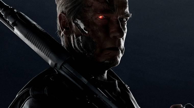 Így szívatja Schwarzenegger a rajongóit, Terminátorként bevezetőkép