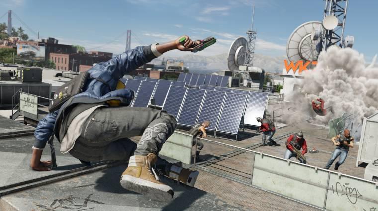 Watch Dogs 2 - nem sikerült kijavítani a multit a megjelenésre bevezetőkép