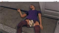 Watch Dogs 2 - eltakarják a nemi szerveket kép