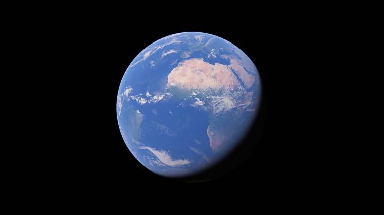 Kicsit sem hasonlított a Föld a mostani bolygónkra 55 millió évvel ezelőtt kép