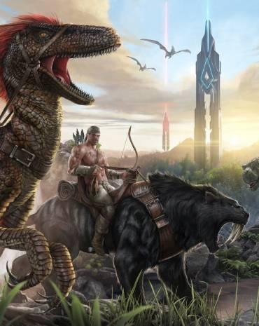 Ark: Survival Evolved kép