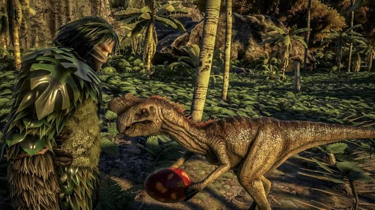 Ark: Survival Evolved - napokon belül megjelenik Xbox One-ra is bevezetőkép