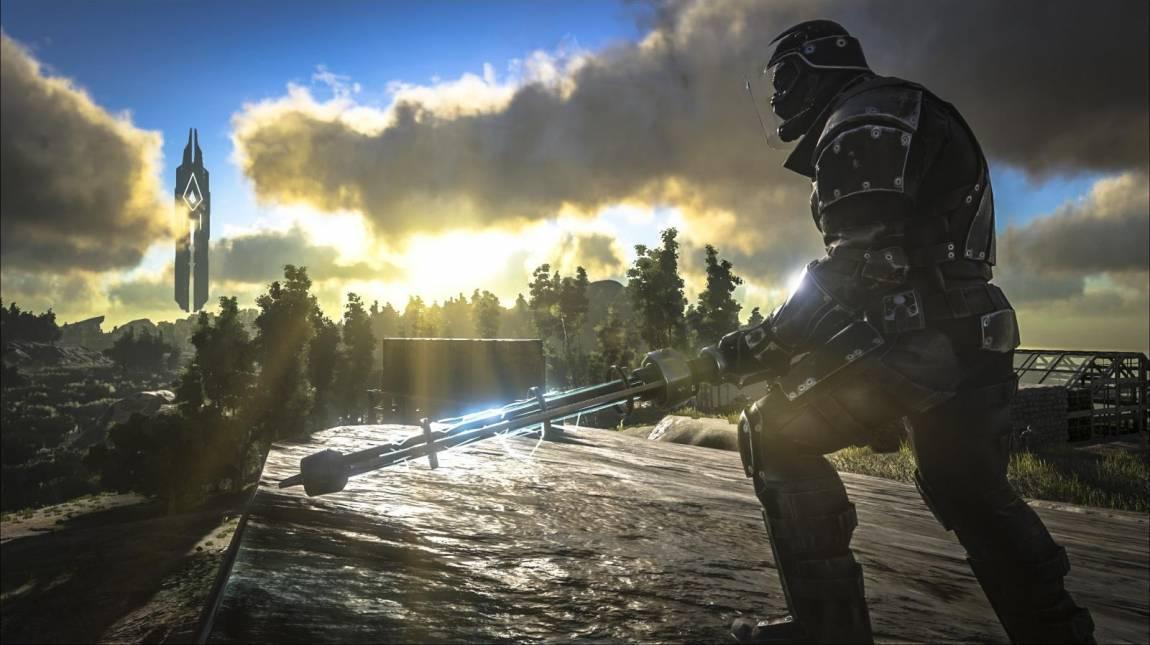 ARK: Survival Evolved - a játékosok kitervelték egy dínó megmentését bevezetőkép