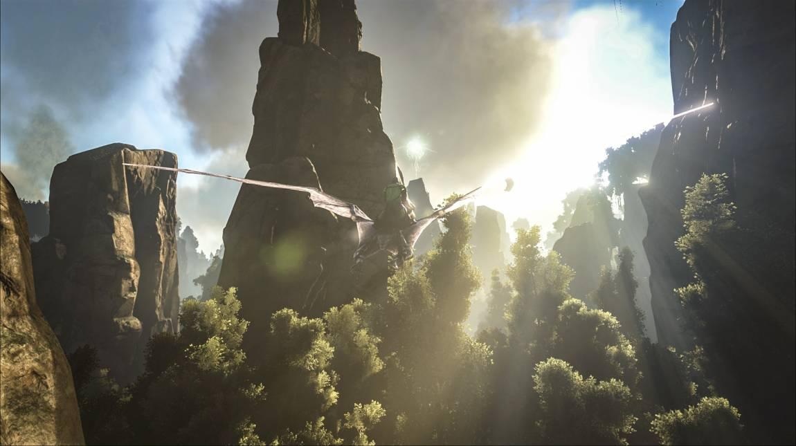 Ark: Survival Evolved - az eredetinél kétszer nagyobb térkép került be a hivatalossá vált moddal bevezetőkép